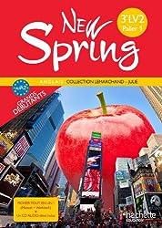 New Spring - Anglais 3e LV2 (A2) - Fichier tout en un - Edition 2011