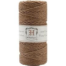 Hemptique Hanfschnur Spule 9,1kg 205'-light braun, andere, mehrfarbig