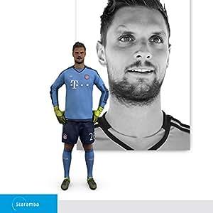 Sven Ulreich 3D Figur – FC Bayern Home