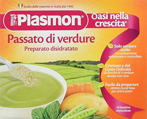 PLASMON PASSATO DI VERDURA 120 GR.