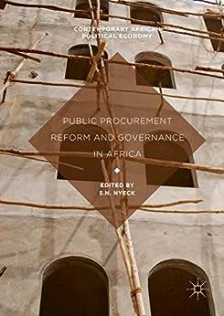 Public Procurement Reform and Governance in Africa (Contemporary African Political Economy) Gratis En Griego Para Bajar