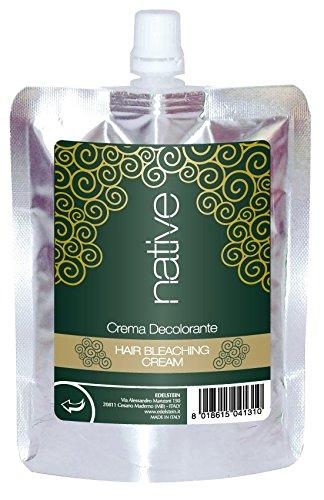 Native Decolorante crema biologico per capelli non aggredisce massimo risultato