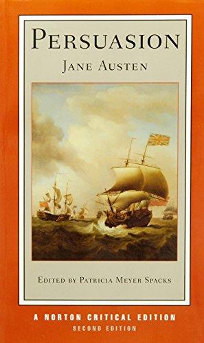 Persuasion (Norton Critical Editions) por Jane Austen