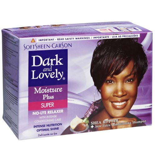Dark & Lovely Relaxer Kit Super (Haarbehandlungen) (Spülungen) - Relaxer Kit Super