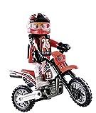Playmobil - Campione di Motocross, 9357