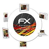 atFoliX Folie für Sanitas SBC 53 Bluetooth Displayschutzfolie - 2 x FX-Antireflex-HD hochauflösende entspiegelnde Schutzfolie