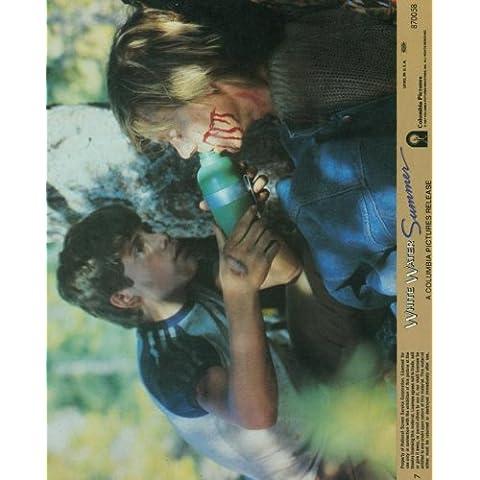 Aguas blancas del verano Póster de película G - 28 cm x 36 cm 11 x 14 Kevin Bacon Sean Astin Jonathan Ward Matt Adler K.C, Martel