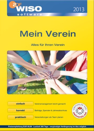 WISO Mein Verein 2013 (Frustfreie Verpackung)