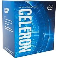 Intel Celeron G4900 - Procesador (Dual Core, 2 Thread, 3.1GHz, 2MB Cache, 1050MHz GPU, 54W) Color Plata