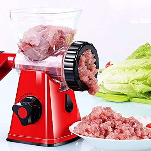 Manual meat grinder household hand mixer small dish meat dumplings