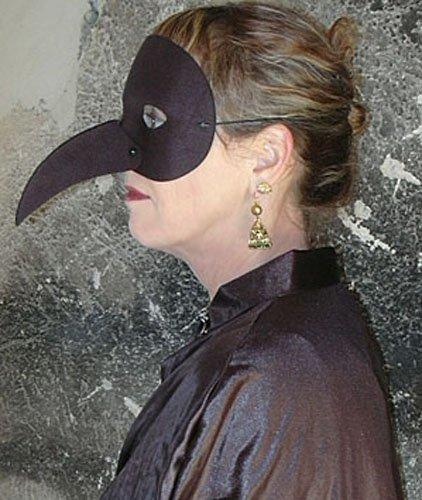 aske in schwarz (Pest-masken)