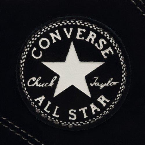 Converse All Star Dainty Donna Sneaker Nero Schwarz