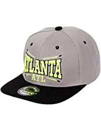 Alsino Snapback Basecap Yolo (You Only Live Once) Hat Hip Hop Cap Schirmmütze Baseballcap Baseball Mütze Kappe