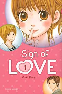 Sign of Love Edition simple Tome 1