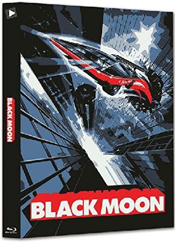Black Moon - Uncut/Mediabook (+ DVD) [Blu-ray] [Limited Edition]