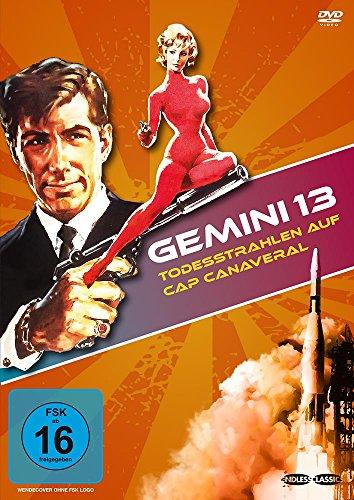 Gemini 13 - Todesstrahlen auf Cap Canaveral