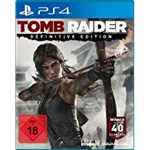 Tomb Raider: Definitive Edition - Standard Edition - [PlayStation 4]