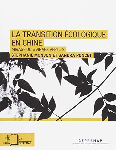 La transition écologique en Chine : Mirage ou
