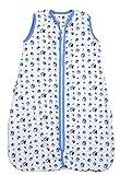 Schlummersack Kinder Musselin Sommerschlafsack 0.5 Tog - Boote - 3-6 Jahre/130 cm