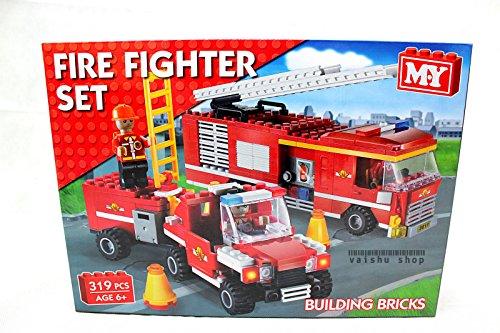 MY-FIRE-FIGHTER-BUILDING-BRICKS-319-PCS-KIDS-EMERGENCY-LEGO-PLAY-SET-AGE-6