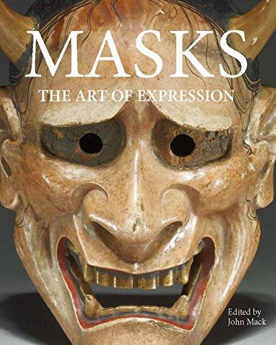 Masks: The Art of Expression por John Mack, Dorota Czarkowska Starzecka