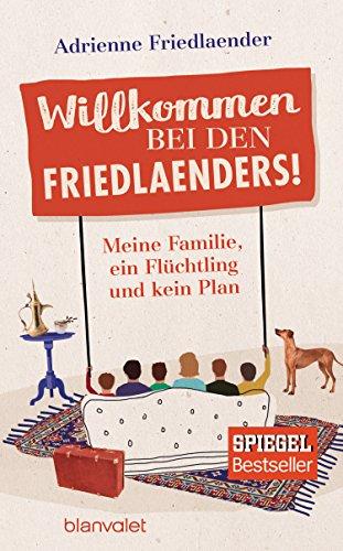 Buchseite und Rezensionen zu 'Willkommen bei den Friedlaenders!' von Adrienne Friedlaender