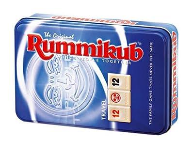 Jumbo 03817 - Juego de mesa Rummikub (edición Premium Compact) por Jumbo