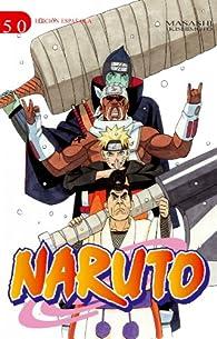 Naruto nº 50/79 par Masashi Kishimoto