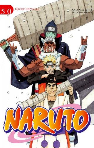 Naruto nº 50/79 (EDT) por Masashi Kishimoto