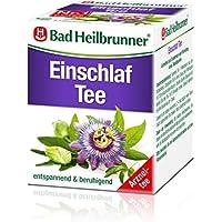 BAD HEILBRUNNER Einschlaf Tee Filterbeutel,8St preisvergleich bei billige-tabletten.eu