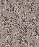 Rasch paperhangings 769562Tapete Wandverkleidung,–Mehrfarbig (12-teilig)