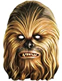 Karnevalsbud - Star Wars Chewbacca Maske, Braun