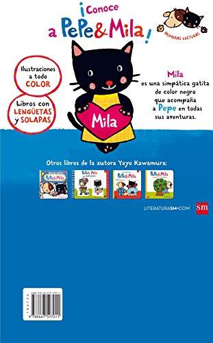 Buenas noches Pepe y Mila (Pack de Mila): (pack de la gata Mila) por Yayo Kawamura