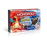 Winning Moves Monopoly Pokémon