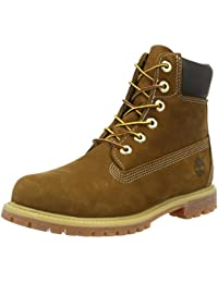 Timberland 6 in Premium Waterproof (Wide Fit), Stivali Donna