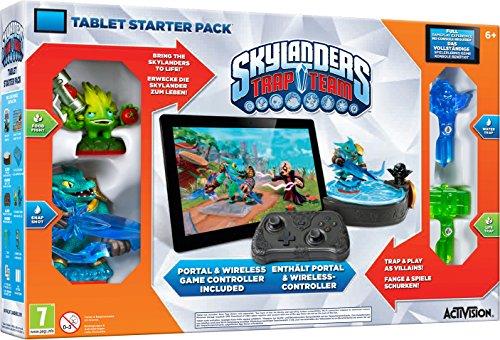 Skylanders Trap Team: Starter Pack (Tablet) (Skylander Pack Starter Tablet)