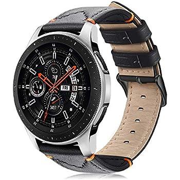 FINTIE Bracelet pour Galaxy Watch 46mm/ Gear S3 Frontier/Gear S3 Classic/ Huawei