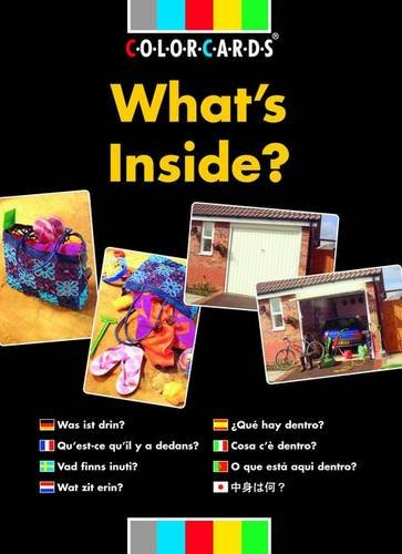 Whats Inside?: Colorcards