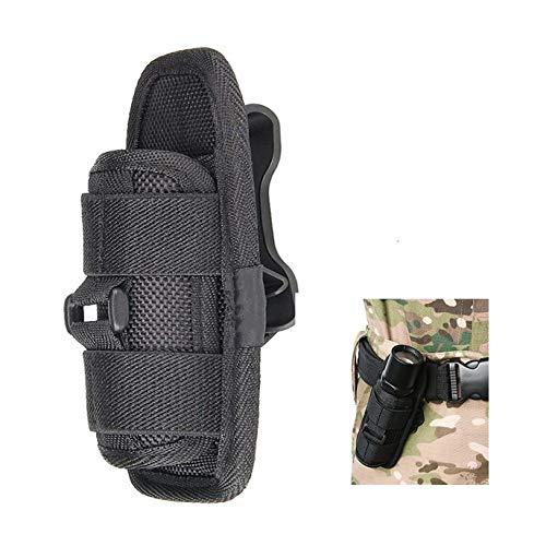 Aoile Flashlight Flashlight Holder für Tactical Torch Nylon Duty Taschenlampenhalter -