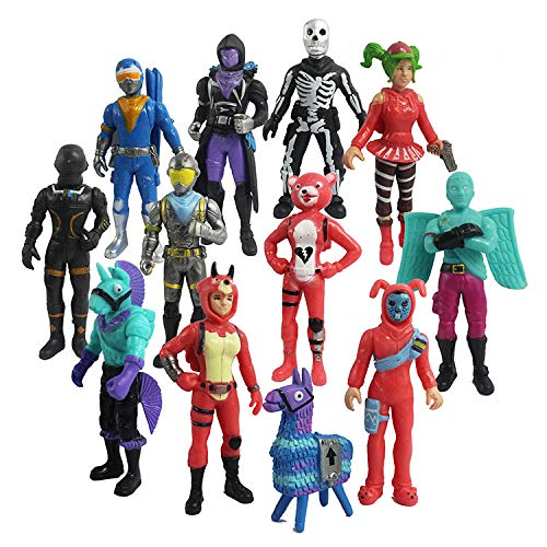 ZS-Juyi Fortress Night Action & Toy Figuren