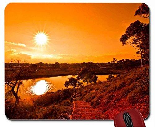 werribee-river-australia-mouse-pad-computer-mousepad