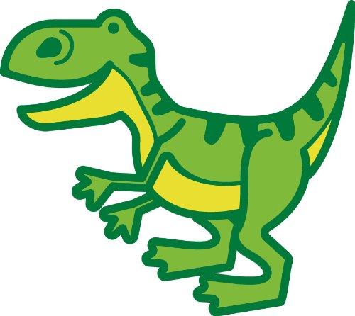 Dinosaure 53 x 60 cm Adhésif Autocollants pour chambre bébé crèche Soins...., facile à monter