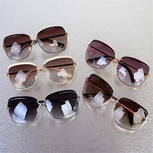 HYDYH SonnenbrillenSonnenbrille Damen Luxus Shades Sonnenbrille Damen Sonnenbrille von Apparel Accessories, Leopard