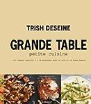 Grande table, petite cuisine
