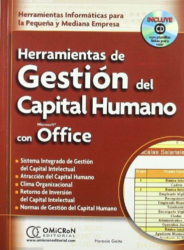 Herramientas de Gestion del Capital Humano con Microsof Office (Cd).