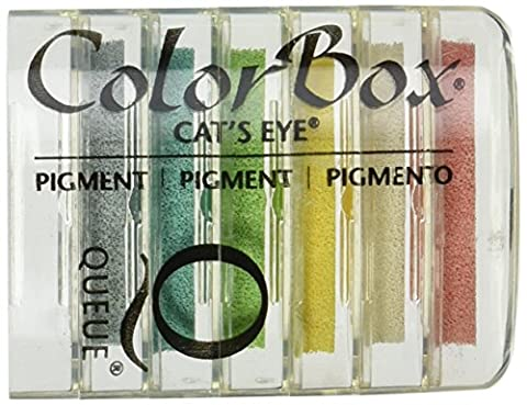 ColorBox Rainbow Sherbet Pigment Cat's Eye Queue Ink Pad, Pack