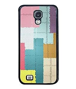 Fuson Designer Back Case Cover for Samsung Galaxy S4 Mini I9195I :: Samsung I9190 Galaxy S4 Mini :: Samsung I9190 Galaxy S Iv Mini :: Samsung I9190 Galaxy S4 Mini Duos :: Samsung Galaxy S4 Mini Plus (Dots Stones Thermocol Design)