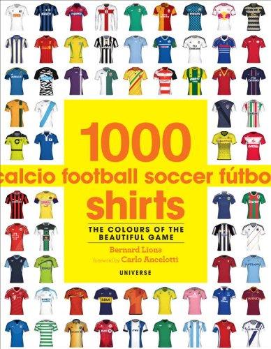 1000 Football Shirts