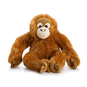 WWF-Peluche Orang Outang, 15191053, 30cm
