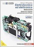Elettrotecnica ed elettronica. Per le Scuole superiori. Con CD-ROM. Con espansione online: 1